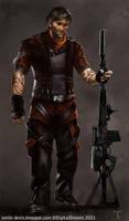 Mercenary by Trishkell