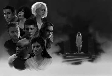 Sense8 by Trishkell
