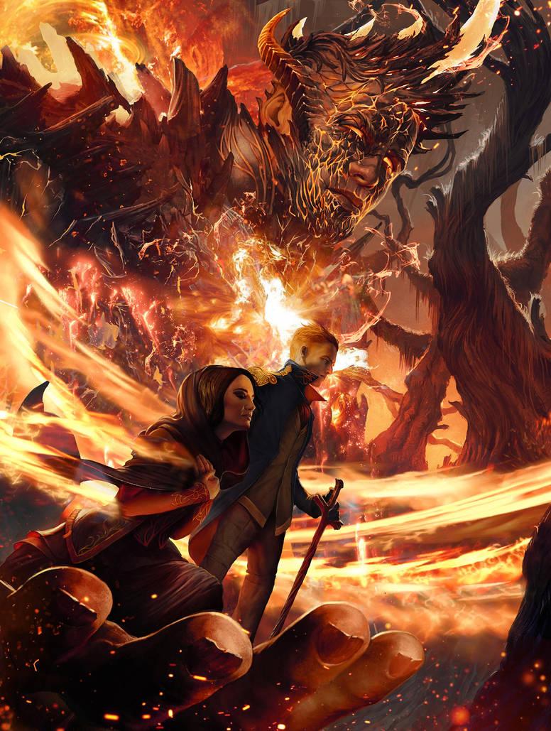 Hellfire by Trishkell