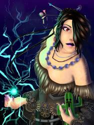 Lulu - Final Fantasy X by JOtey