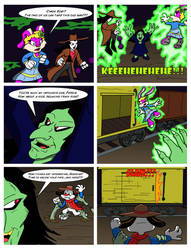 Dogstar: Chapter 6 - Page 22 by BVW