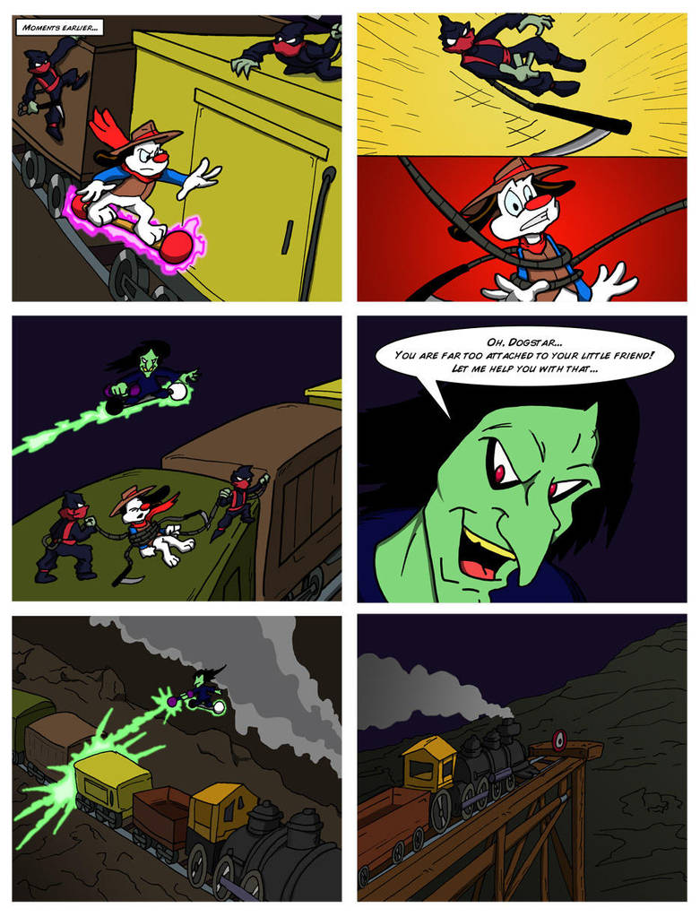 Dogstar: Chapter 6 - Page 27 by BVW