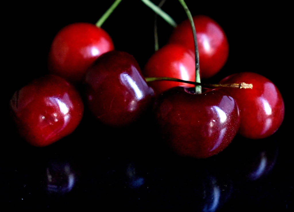 Cherries by EnotovyjKot