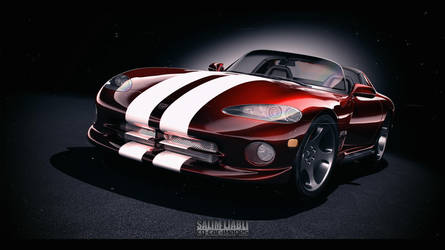 Dodge Viper by salimljabli