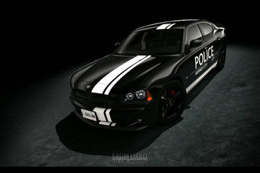 Dodge Charger R-T Police by salimljabli