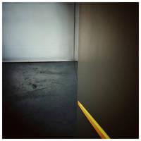 yellow line by KizukiTamura