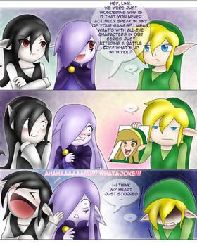 Link's Mute Virus-THE CAUSE.. by MayJasmine