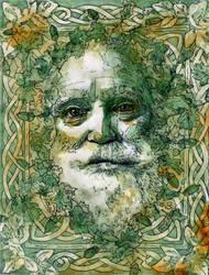 Green Man by eddiethey3t1