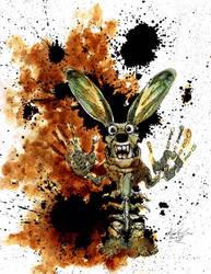 Psycho Wabbit by eddiethey3t1