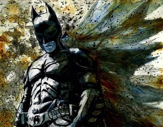 Batman by eddiethey3t1