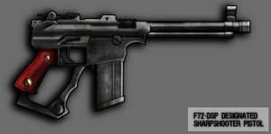 F72-DSP Mk I Pistol by Philip-027