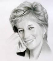 Princess Diana by akalinz