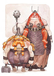 Vikings by Pupi-herrera