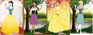 Princesses 4 by sodamnboring