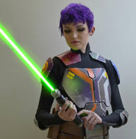 Epilogue Sabine Wren Cosplay 2 by mblackburn
