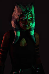 Mortis Ahsoka Tano Cosplay by mblackburn