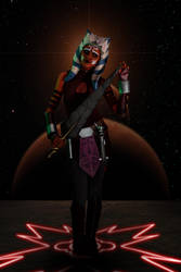 Mortis Ahsoka Tano Cosplay 2 by mblackburn