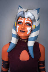 Ahsoka Tano Cosplay (Clone Wars Saved) by mblackburn