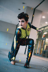 Negasonic Teenage Warhead Cosplay 3 by mblackburn