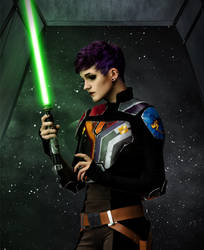 Sabine Wren (Epilogue) Cosplay 2 by mblackburn