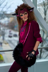 Catra Princess Prom Cosplay (She-Ra) by mblackburn