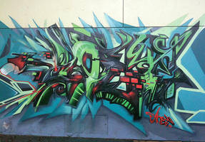 wildstyle by acet1