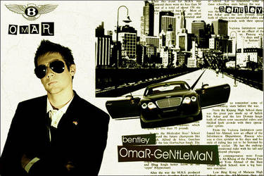 Bentley of Gentleman by OmaR-GeNtLeMaN