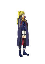 Keira (Uniform) by kezzymo