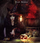 Colorful Halloween by Studiopranile