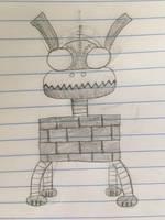 Goddard Doodle by jacobjohn55