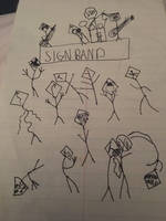Sign Band by jacobjohn55