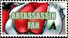 Artassassin Fan Stamp by Artassassin