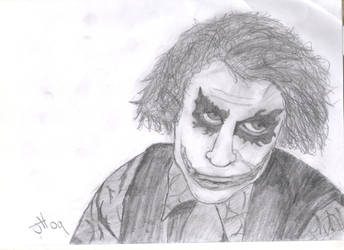 The Joker by shooteradolf