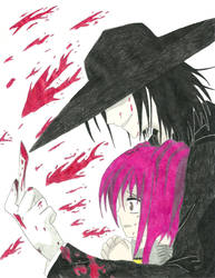 Loving Killer by Sabi-Cat-13