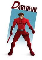 Daredevil by RHOM13