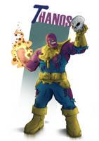 Thanos by RHOM13