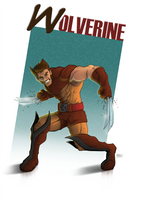 Wolverine by RHOM13