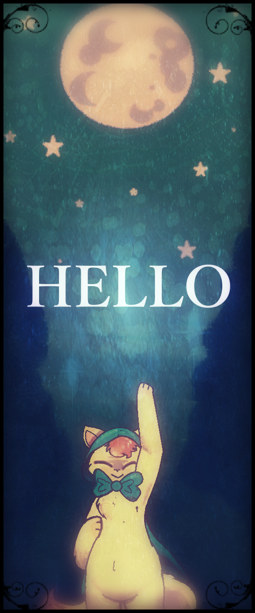 Hello And Welcome by graceofireland