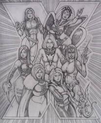 X-ladies by CWmaxWorld