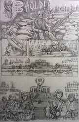 Sgt. Rock 2015 - page 1 by CWmaxWorld