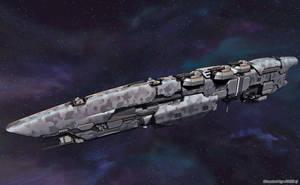 Light cruiser final by Awiz by Awiz