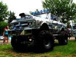 Custom Monster Truck by Rhumald