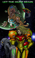 Metroid Samus Returns by Zerbear333