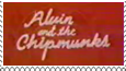 The Chipmunks title stamp by RetroKittycat