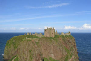 Scotland, Dunnotar Castle by elodie50a