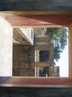 Crete Knossos window by elodie50a