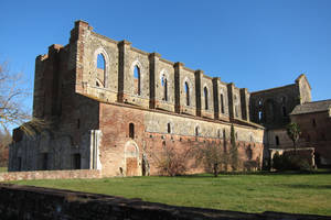 SanGalgano Abbazia Perspective by elodie50a