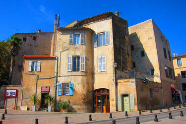 Provence, Var, Lorgues houses by elodie50a