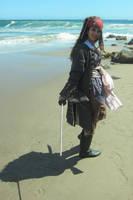 Elo Sparrow - Beach, smile by elodie50a