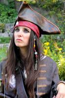 Elo Sparrow story : Captain closeup by elodie50a